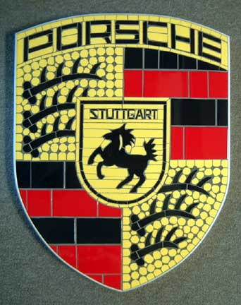 Exotic Mosaics Of Auto Art Automobile Art Automotive Art Car Art