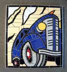 Art Deco Car Thumbnail